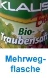 Traubensaft BIO